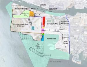 VA development Alameda Point