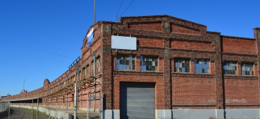 Del Monte warehouse