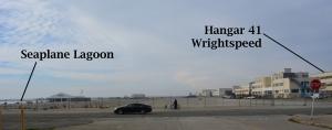 Hangar zone