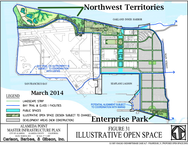 Open Space - Infrastructure Plan AP