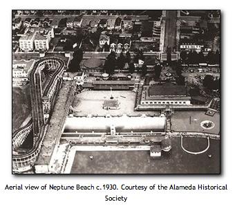 Neptune Beach Roller Coaster