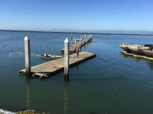 removing dock